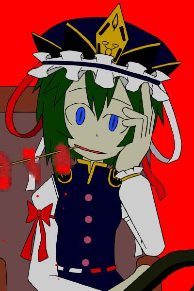 四季映姫ブラックサイドA(※若干の残酷表現注意)