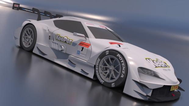 TOYOTA SUPRA CONCEPT-GT(2020)