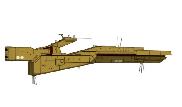 戦艦アガートラム