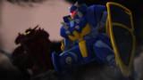 青の鉄巨人