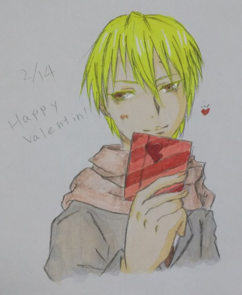 Happy valentine!