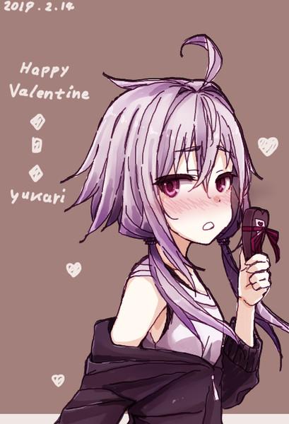 バレンタイン。