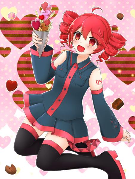 ♡バレンタインテト♡