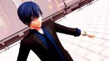 【MMD】 Bubbletop 【びよ式KAITO】【Ray-mmd】