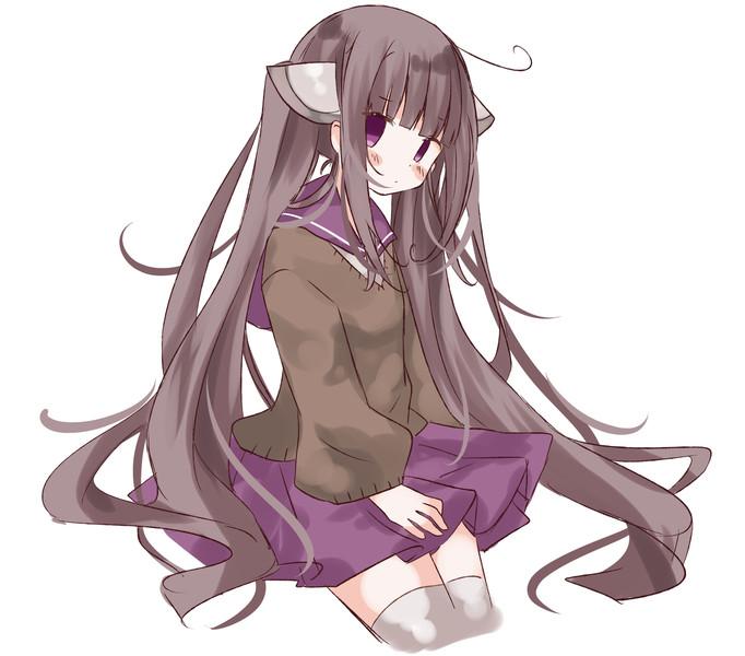 中学生長髪きりたんぽ