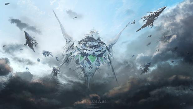 白銀の聖翼 -アストロメア-