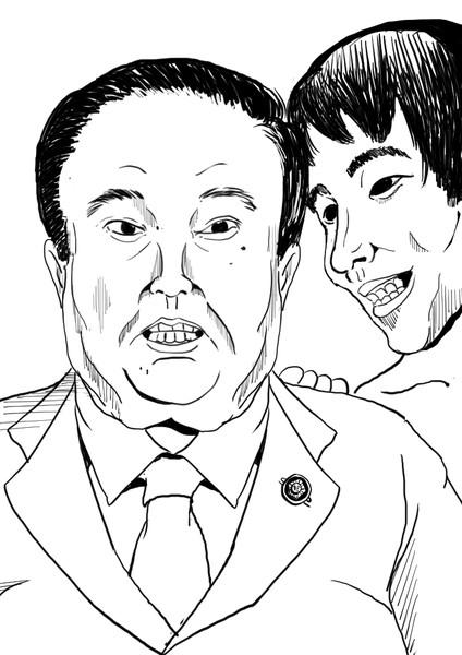 ホモと学ぶ日韓友好~韓国国会議長:文喜相(ムン・ヒサン)