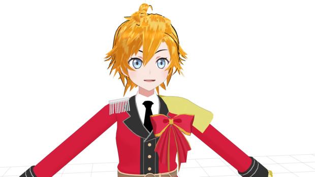 【MMDにじさんじ】名伽尾アズマさんっぽいの(改変モデル)