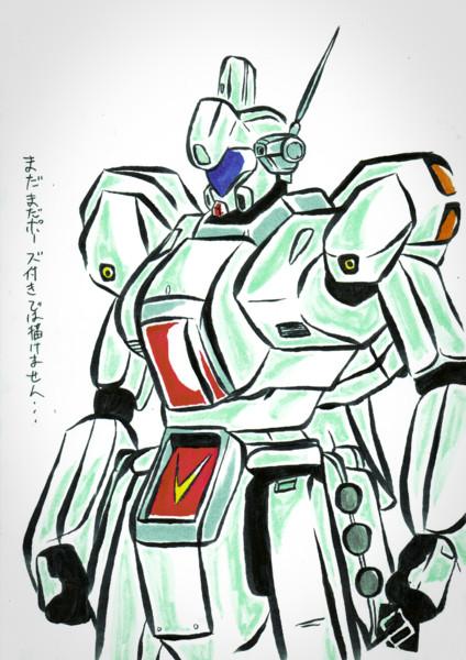 【もどき】RGM-89 ジェガン