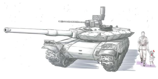 戦車乗りMUR