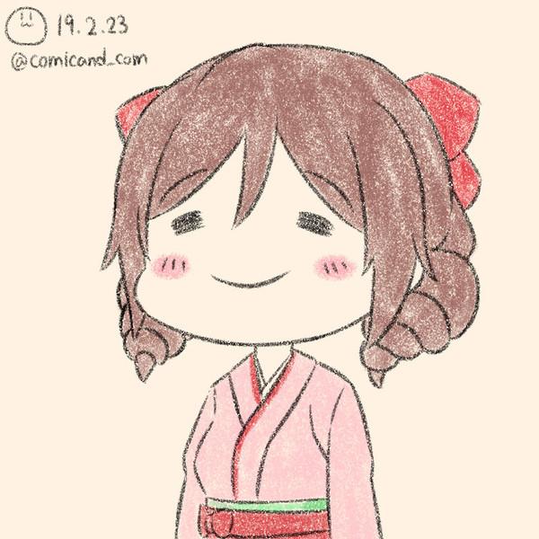 春風 艦これワンドロ 190223
