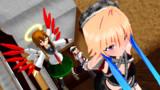 【MMD艦これ】ゼナちゃんと大湊武蔵鎮守府2 【ゼナちゃんの鎮守府巡り】