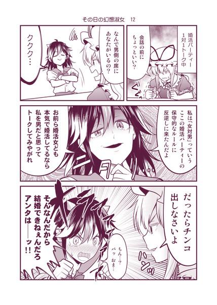 その日の幻想淑女12