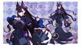 【Fate/MMD】紫式部【モデルデータ配布あり】