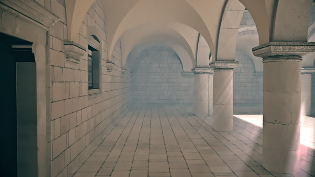 【フリー素材】アニメ風の宮殿・教会・監獄内部 その2