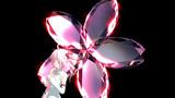 桜の宝石と桜テトさん