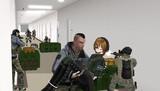 【MMD】捕虜救出