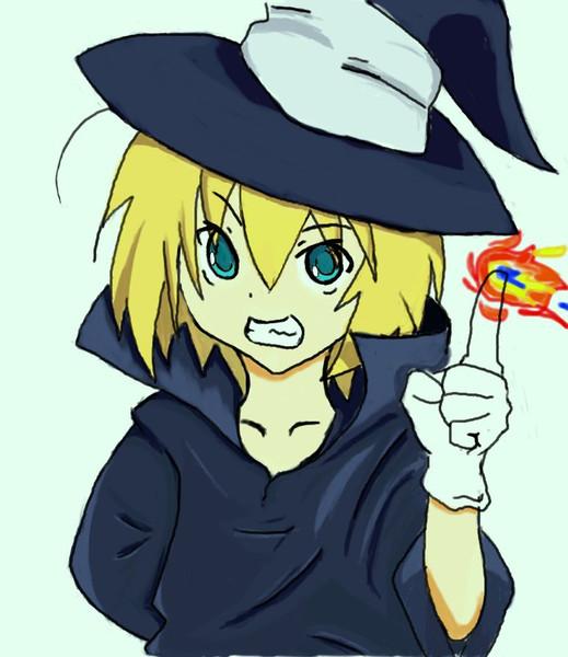 魔女・・・沙都子!