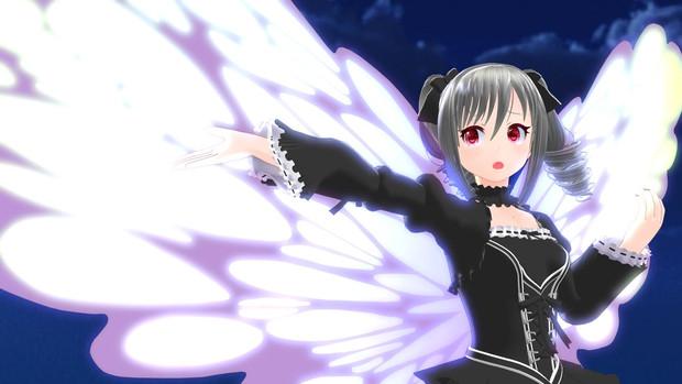 滅びの蝶々