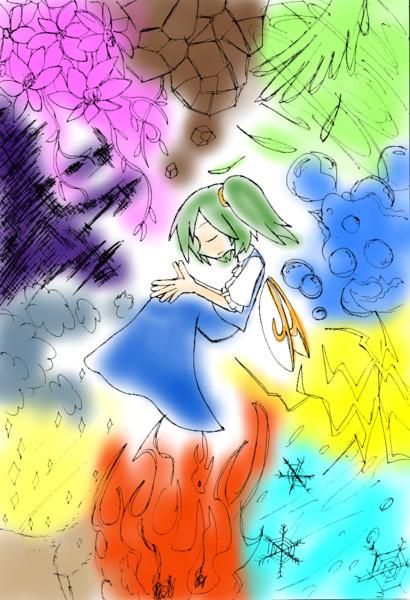 ワンドロ大妖精