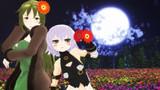 【Fate/MMD】深夜のお花遊び