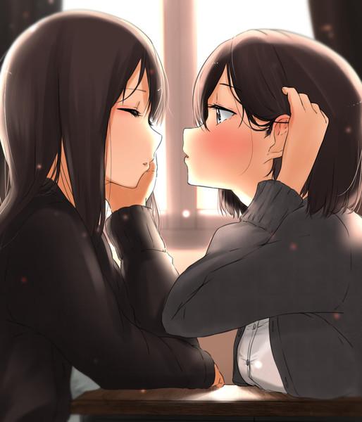 まじなキスする5秒前