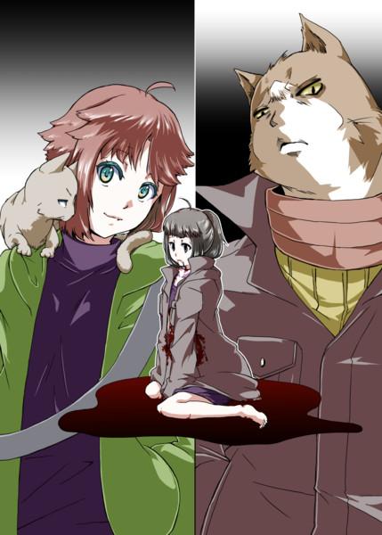 【クトゥルフ神話TRPG】猫カフェ店長とAPP4チンピラ