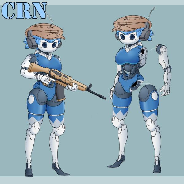 C R N ☆