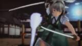 日々の鍛錬【 #第2期MMD剣王戦 】