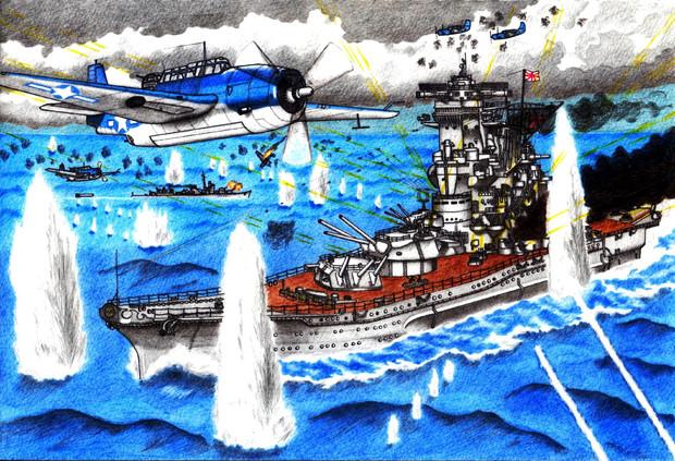 坊ノ岬沖海戦 戦艦大和 最後の戦い