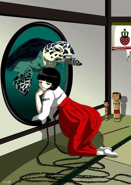 萵苣姫-ラプンツェル-