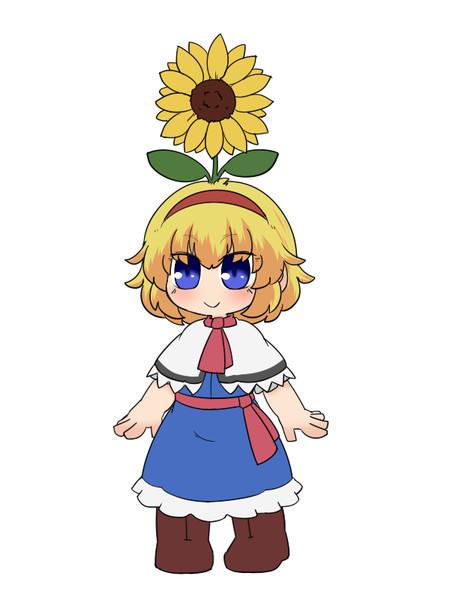 咲いてるアリス