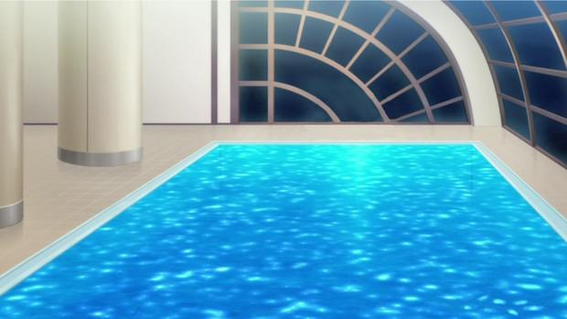 けものフレンズ2 例のプール