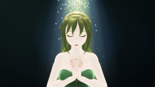【Fate/MMD】彼女の祈りは