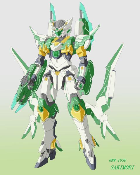 GNW-103D サキモリ(デザインマーキング仕様)