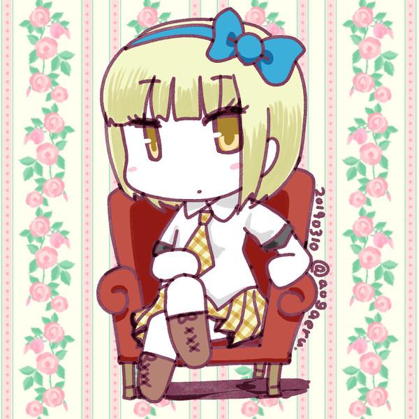 ワリト☆最強少女