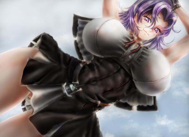 「この前、天龍ちゃんのスカートの中を覗いたって本当〜?」