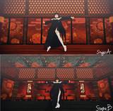 【Fate/MMD】大奥イベント廊下二種【ステージ配布あり】