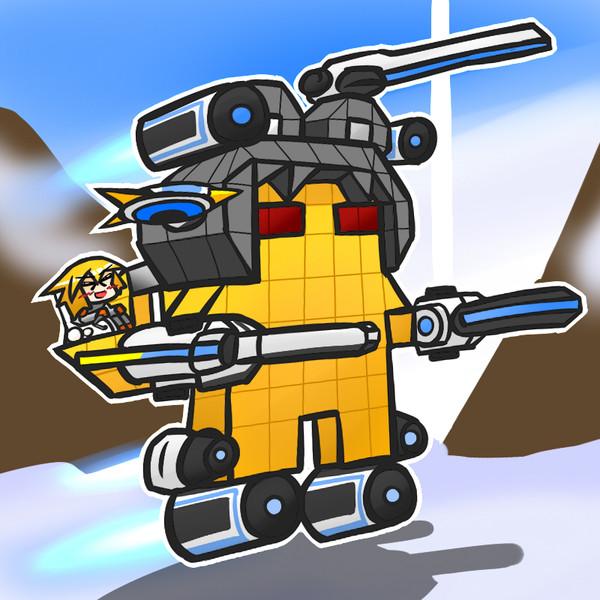 Robocraft(ロボクラフト)