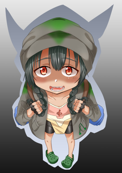 怪獣少女アノシラスちゃん