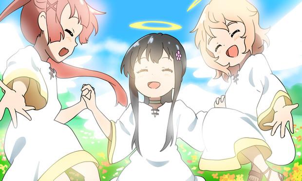 「天使の国へようこそ!」 私に天使が舞い降りた!~天使のまなざし~