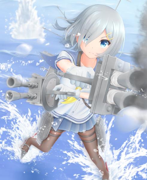 駆逐艦浜風、突撃します!