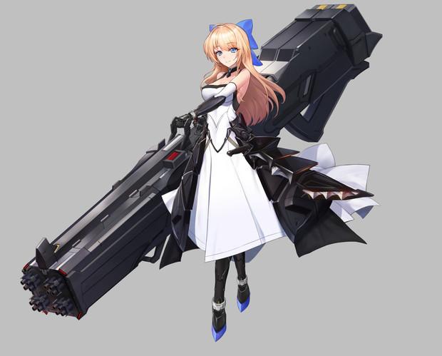 砲撃機動型