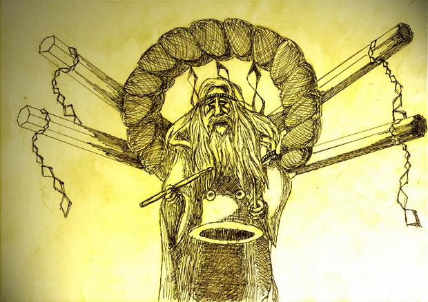 八坂の神(59歳)