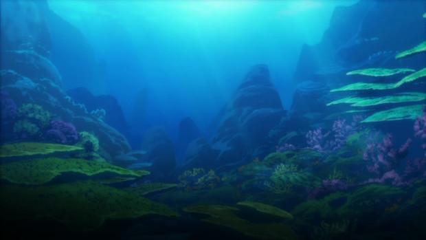けものフレンズ2 海の中1