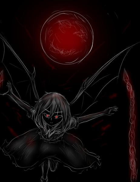 吸血鬼 レミリア