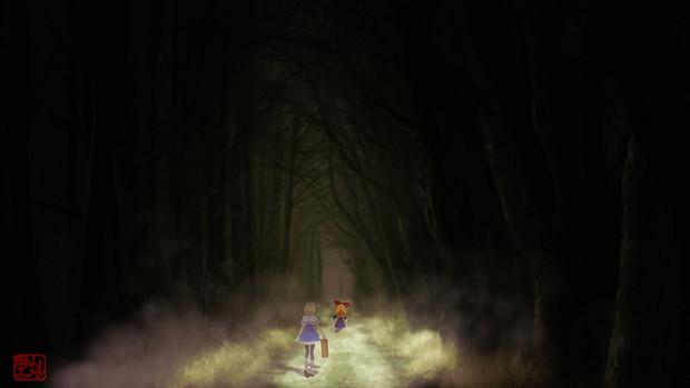 アリスの買い出し紀行7 霧の森