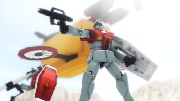 【MMDガンダム】GM
