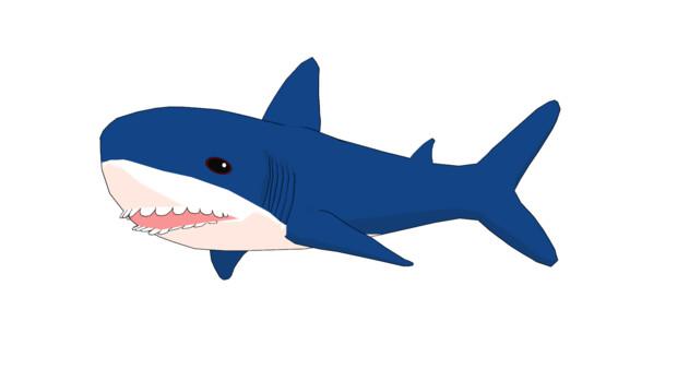 あのサメっぽいサメ 修正版
