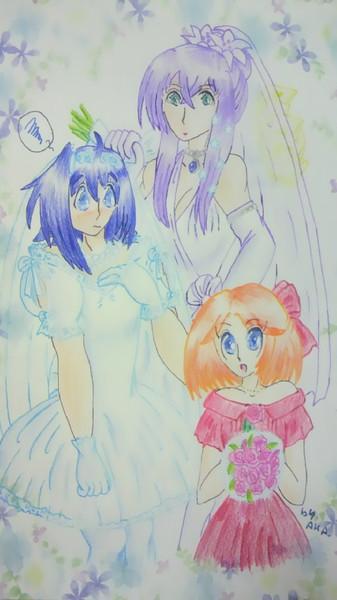 アイチは嫁、ミサキも嫁、エミは妹